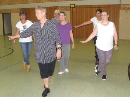 Gallerie Kurs Linedance